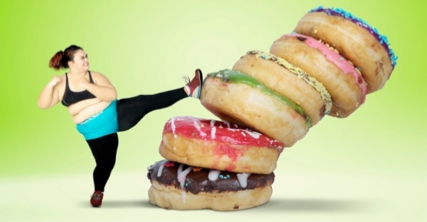 Przyczyny otyłościa za duże BMI